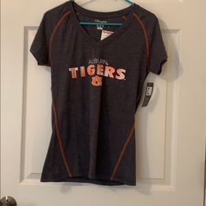 Auburn short sleeve top.